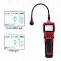 2 in 1 Gas Monitor BH-90E Refrigerant Freon Combustible Gas LPG CH4 Gas Analyzer 1