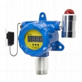 Fixed concentration Gas Detector BH-60 With Display alarm detector Gas Monitor