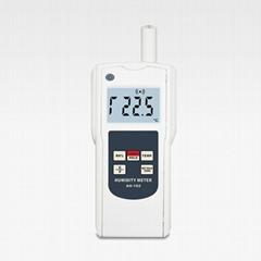 Portable Digital AH-192 temperature humidity meter High precision Moisture Meter