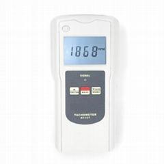 Digital Multifunction Tachometer AT-137P Laser tach detecting distance 50-600mm