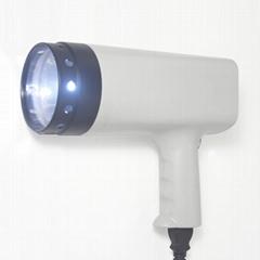 Digital Stroboscope Tachometer AT-135A Frequency Motor Flash Speed Meter