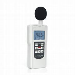 AS-156B Professional Sound Level Meter Monitoring Indicator Noise meter 30~130dB
