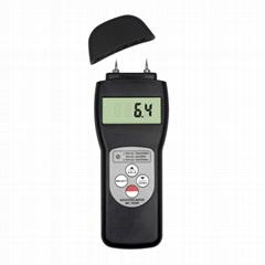 MC-7825P Moisture Meter Pin Type 0-80% wood fiber materials Moisture analyzer