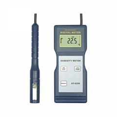 Humidity temperature Gauge HT-6290 portable humidity tester Moisture meter