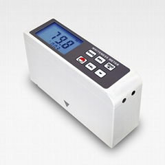 Portable AMW-216 Digital Whiteness Meter paint,paper board whiteness Tester