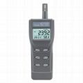 Handheld Carbon Dioxide CO2 Detector AZ77535 CO2 & Temperature Humidity Meter