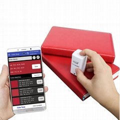 LS170 portable colorimeter with Bluetooth for paint paper metal color difference