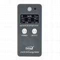 LS133 UV Energy Meter UV Radiation tester for UV dryers UV curing machines