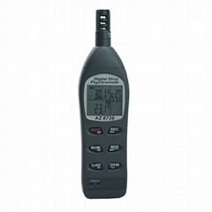 AZ8736 Hygrometer-single K Thermocouple Psychrometer Dew point & Wet bulb Meter