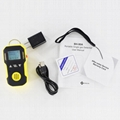 Hydrogen Sulfide Gas Detector BH-90A H2S Leak Detector 0-50ppm Explosion-proof