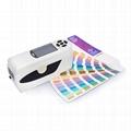 NH310 portable colorimeter digital 8mm/4mm color difference tester meter