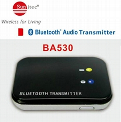 Bluetooth Universal Audio Transmitter wireless stream audio adapter for phone TV