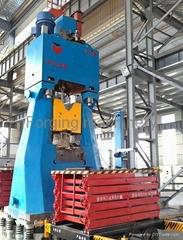 C88K-31.5 CNC fully hydraulic die forging hammer 31.5kJ