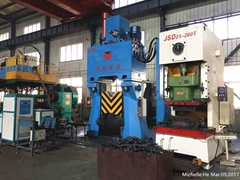 Impression Die Forging Hammer for Stainless Steel Scissors Forging