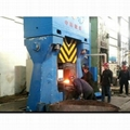 C88K-100 Electro Hydarulic Die Forging Hammer for Flanges Forging