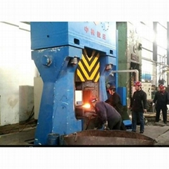 C88K-100 Electro Hydarulic Die Forging Hammer for Flanges Forging