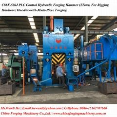 C88K-50kJ Hydraulic Forging Hammer