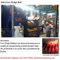 D46-80X700 Cross Wedge Roll