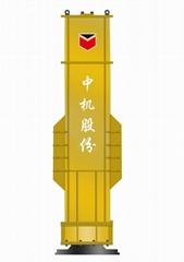 YCH-110 Hydraulic Rapid Impact Compactor