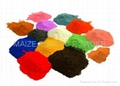 2016 Colorful powder pigment Iron oxide pigment for coating
