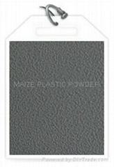 2016 grey color plastic Powder Coating for sale