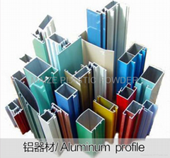 2016 plastic powder coating for construction material