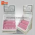 收銀台促銷紙展示盒PDQ座台 2