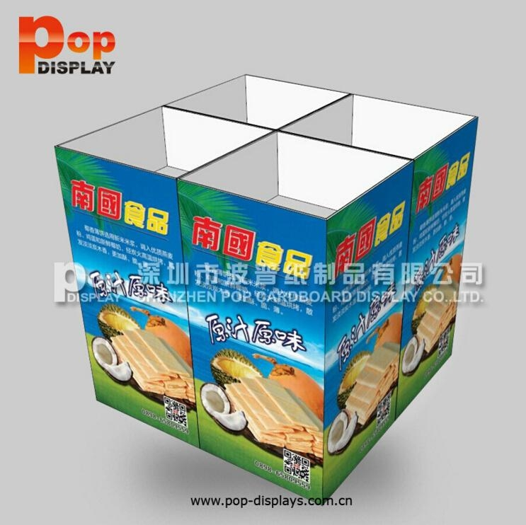 休閑零食紙堆頭 1