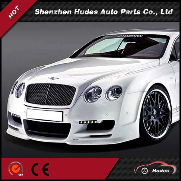 Bentley Continental GT Hamann Body Kit