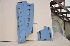 Engine Bay Panels For Ferrari F430 Carbon Fiber Engine Cover Bay Panels