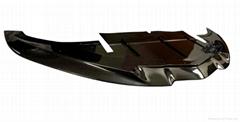 Carbon Front Lip For Corvette C7 Z06Front lip Splitter - 3 Piece
