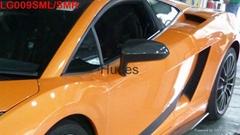 Lamborghini Gallardo side mirror