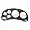 Carbon Fiber Meter panel for ferrari 360