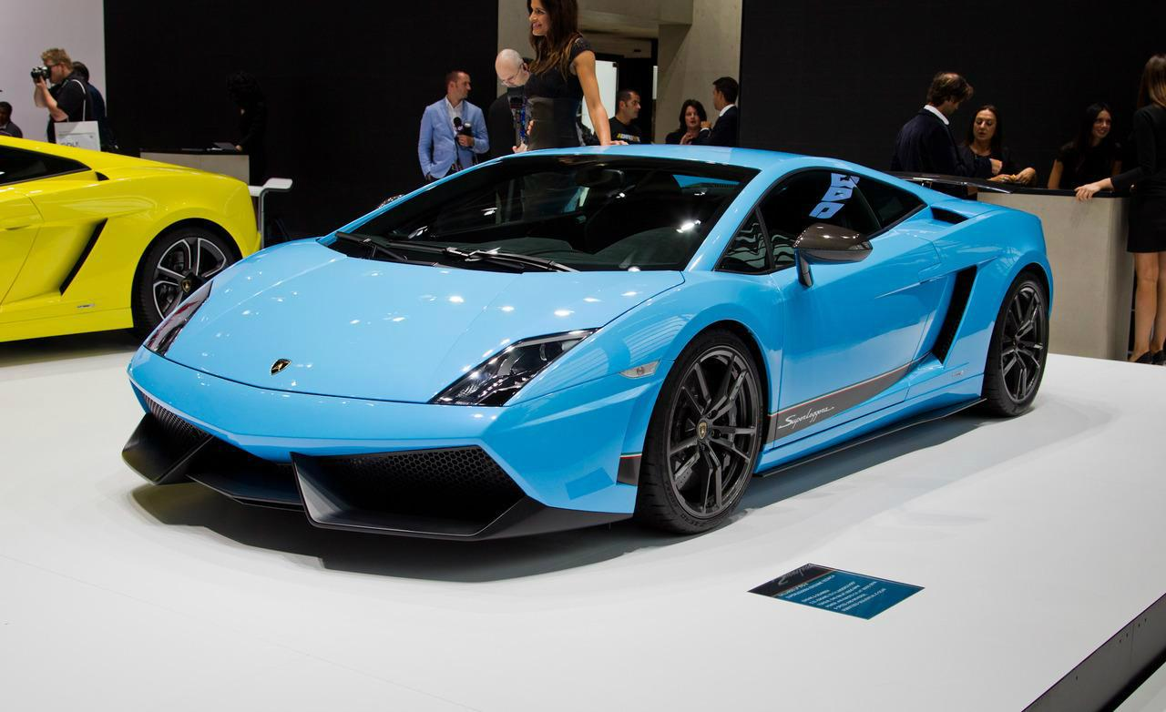 Lamborghini Gallardo LP560 Change LP570 Look 1
