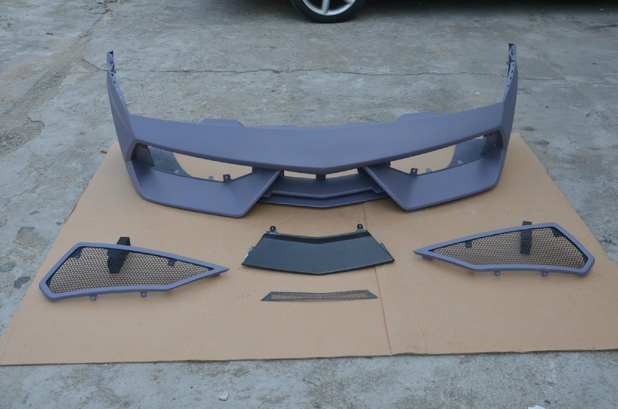 Lamborghini Gallardo LP560 Change LP570 Look 2