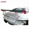 Porsche 997 GT3 Trunk Deck Spoiler RS Type