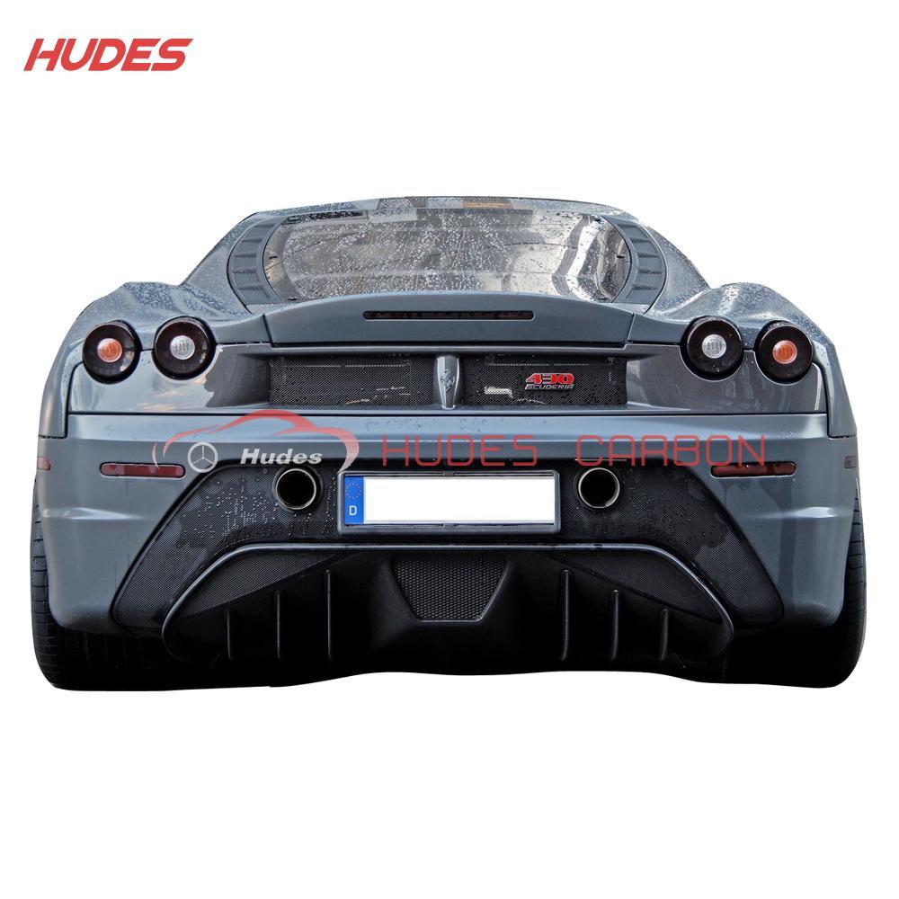 For Ferrari 430 Scuderia Body Kit,F430 body kit 2