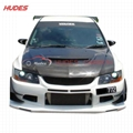 EVO 8/9 Voltex Body Kit
