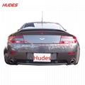 Aston Martin Vantage V8 KAMM Rear Spoiler Real Carbon