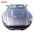 Aston Martin Vantage V8 Hood V12 Look
