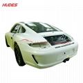 body kit for Porsche 997 GT3 Body Kit 2