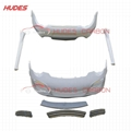 body kit for 911 (997) 997 Mansory Body kit