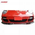 For Porsche 997.1 Turbo Carbon Fiber Rear Diffuser and Front Under Lip