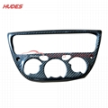 Carbon Fiber for Ferrari 360 Radio panel 1