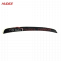 Rear Spoiler Boot  Lip For F360 Carbon fiber