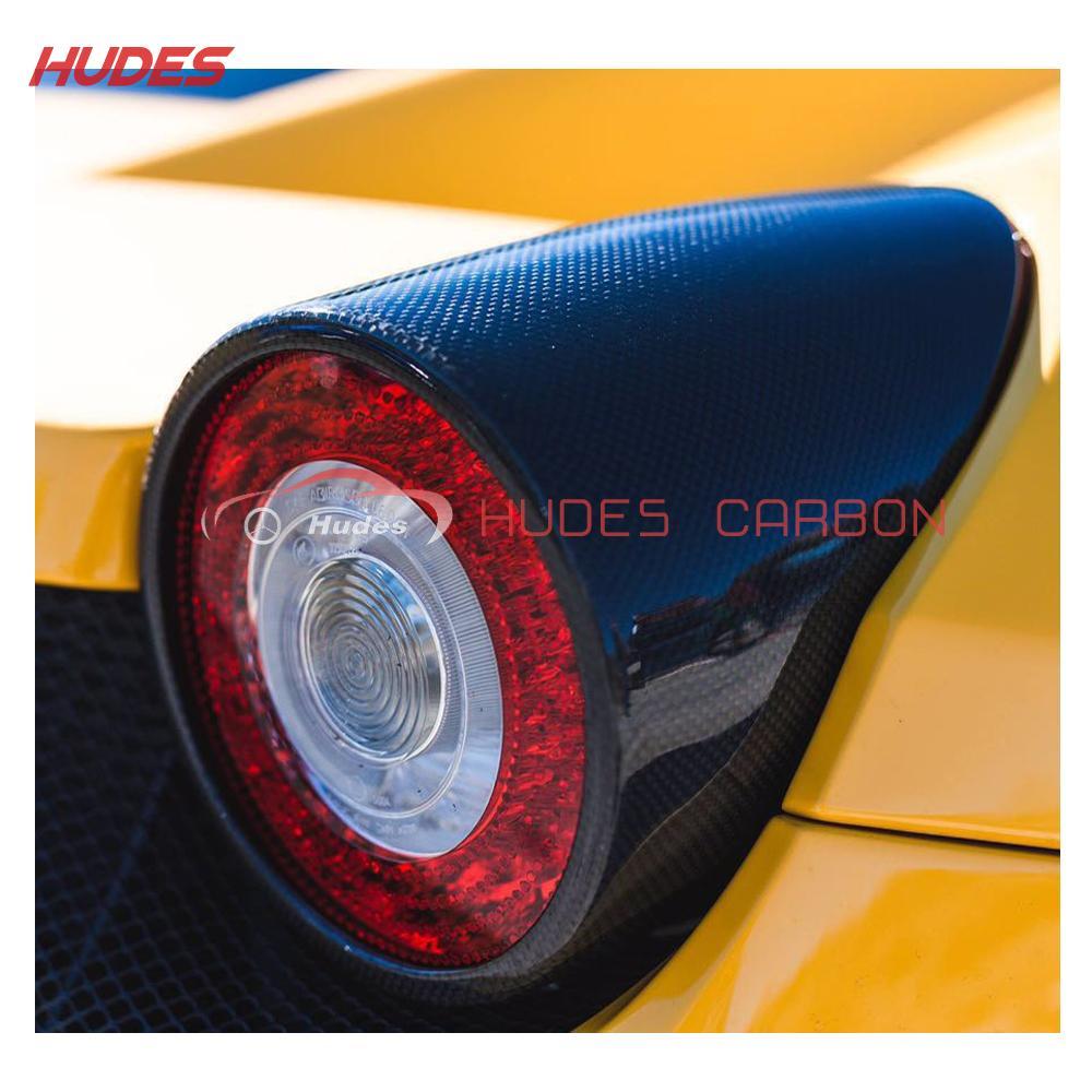 For Ferrari 458 Tail Lamp Cover