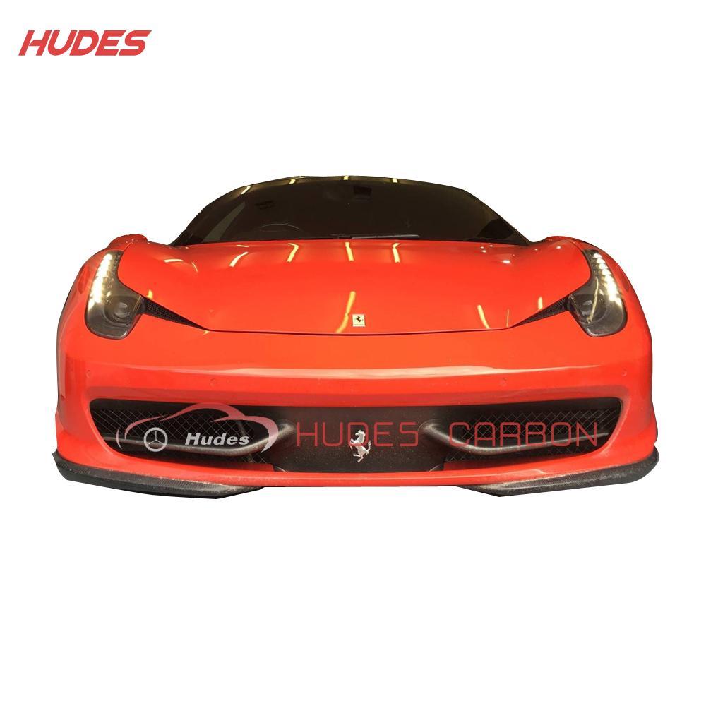 Ferrari 458 front bumper splitter,F458 splitter 1