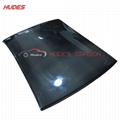 For BMW E46 Roof Cover Carbon