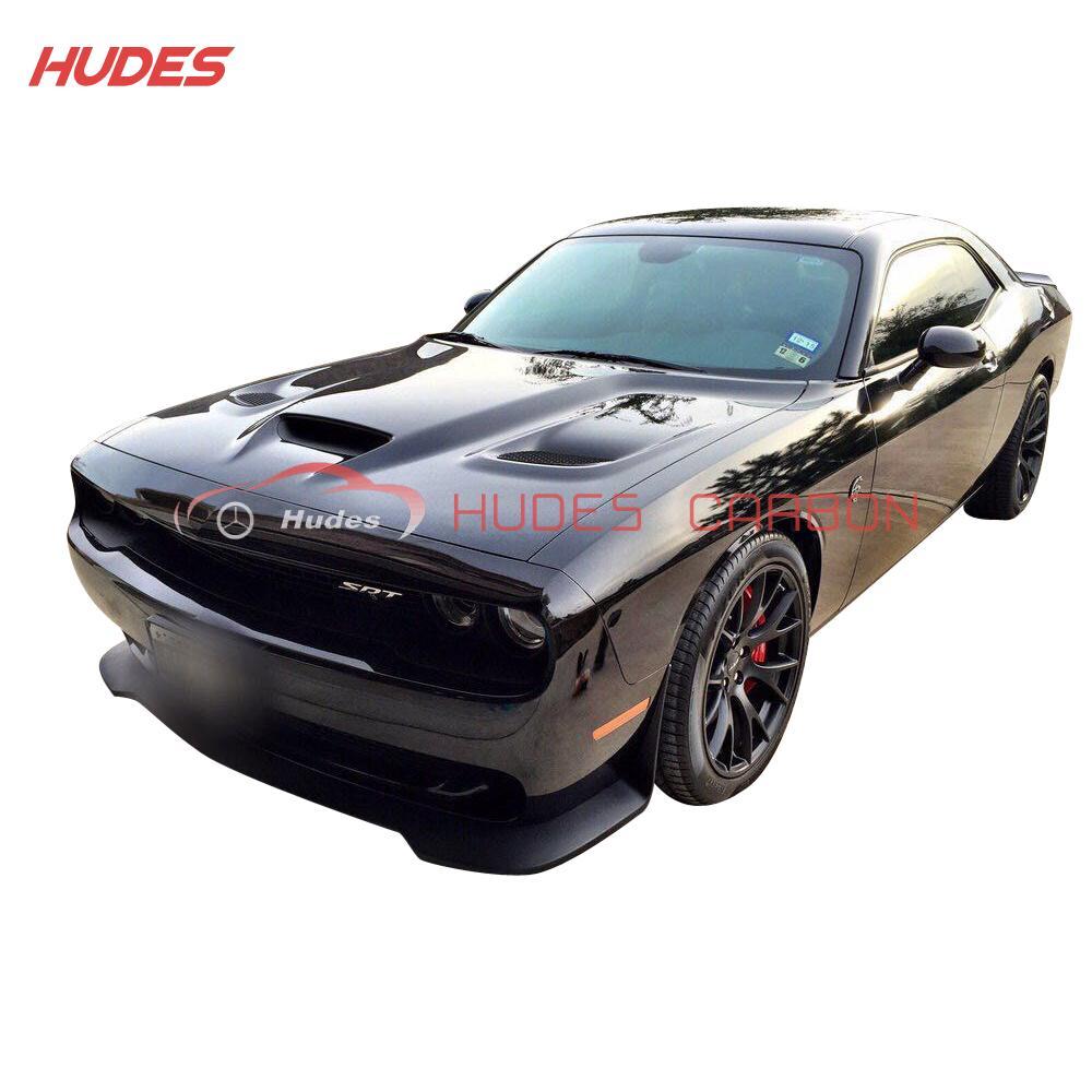Dodge Challenger Hellcat Carbon Hood 1