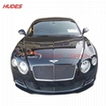 12-17 Bentley Continental GT Speed Body